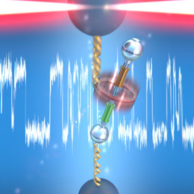 Manipulation of synthetic molecular motors